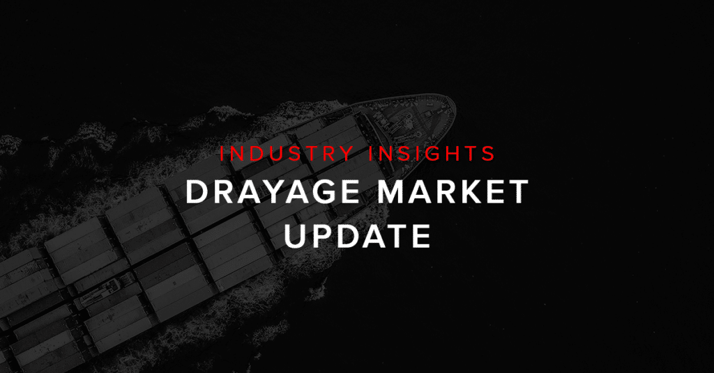 Industry Insights Blog Cover - Drayage Update