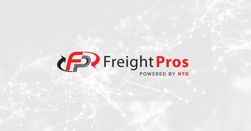 FreightPros powered by NTG
