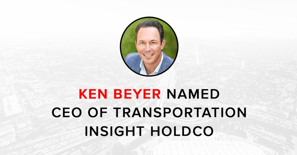 Personnel announcement blog cover - Ken Beyer NTG