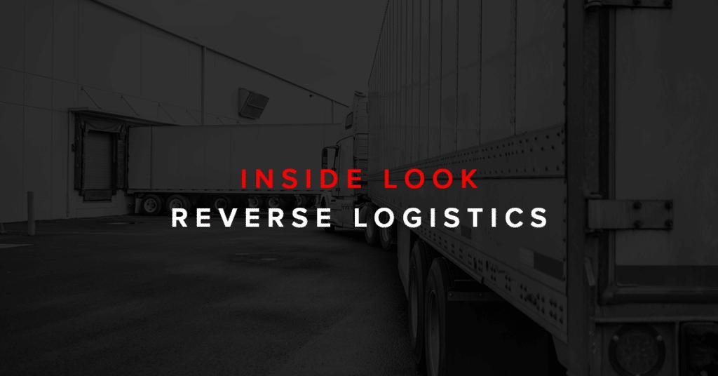 Reverse Logistics Blog Title Graphic