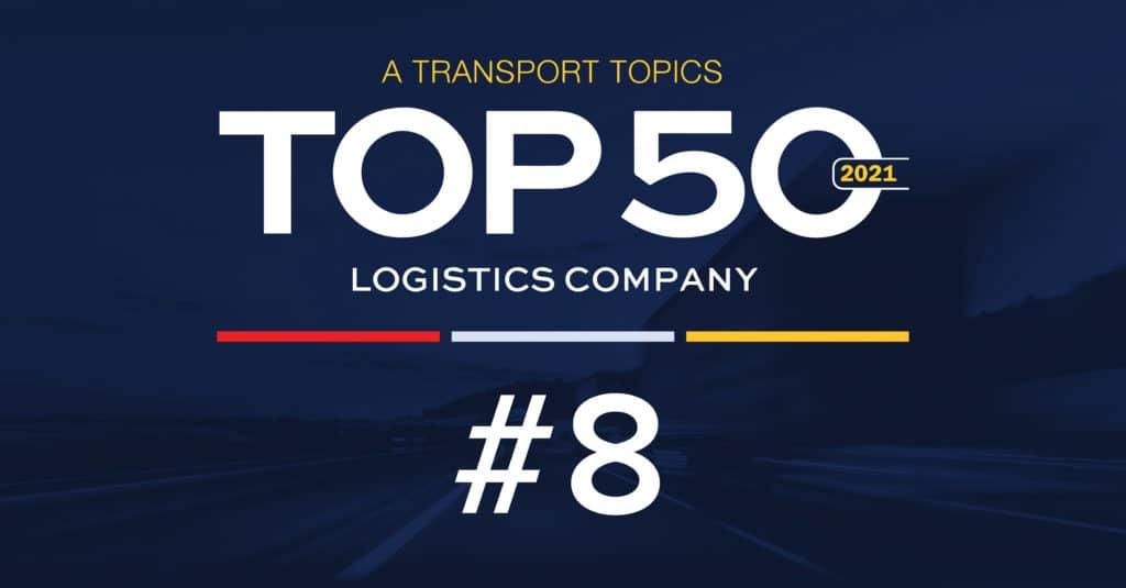 Top Logistics Companies Announcement