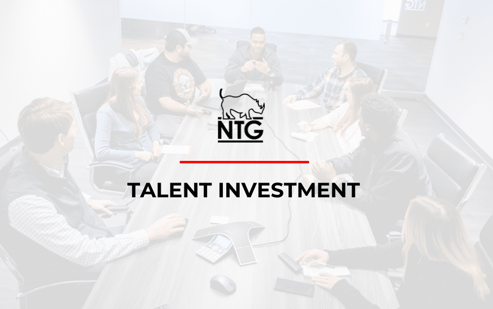 NTG Invests in Talent Across Nation blog title graphic