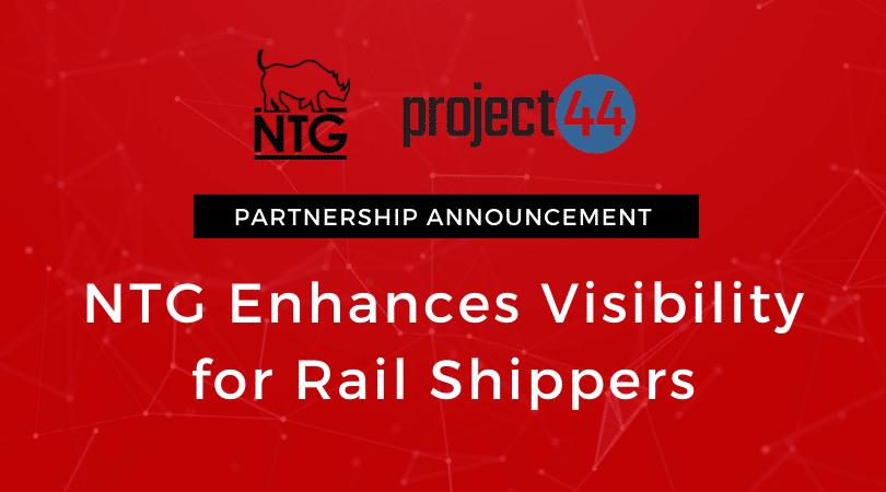 NTG P44 Partnership Announcement